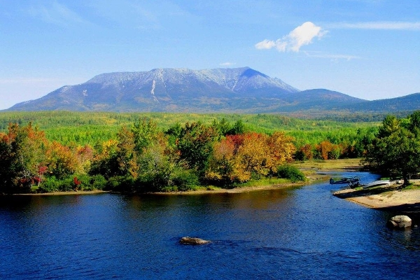 Abol Bridge Campground Millinocket Maine