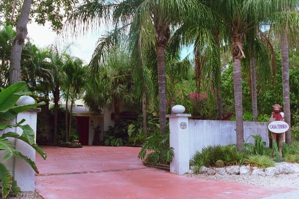 Casa Thorn Bed & Breakfast in the fabulous Florida Keys