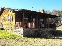 Catalpa Cabin sleeps 7