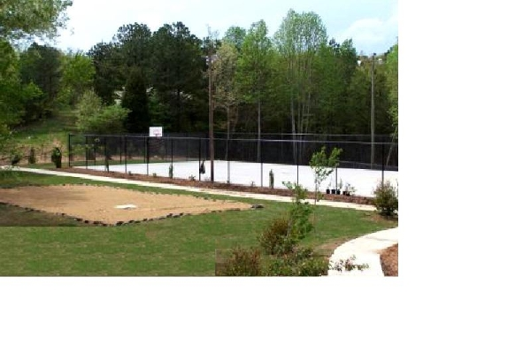 Amphitheater, Volley Ball; Basketball and more!