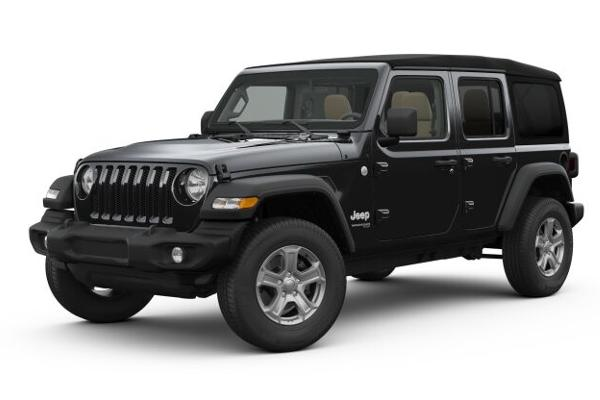 2018-2020 Jeep Wrangler Unlimited JL