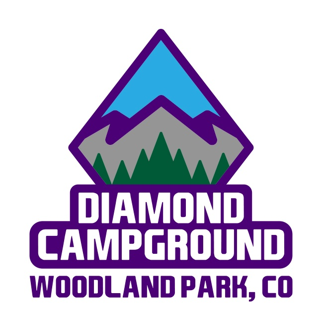 Campground Diamond: Woodland Park, Colorado