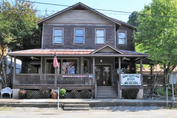 Historic Matewan House Bed and Breakfast