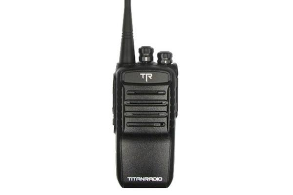 4-Watt 16-Channel UHF 2-Way Radio