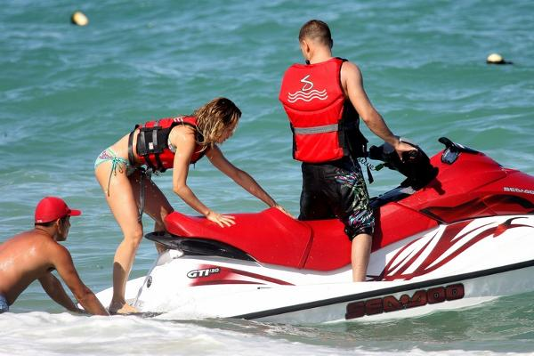 Jet Ski Rental Hollywood - Miami's customes