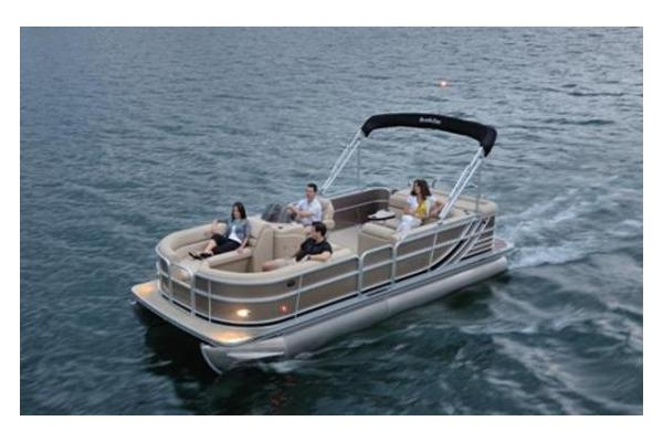 SouthBay Pontoon for Rent on Lake Norman