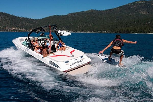 The ONLY wakesurf boats on Lake Chelan!
