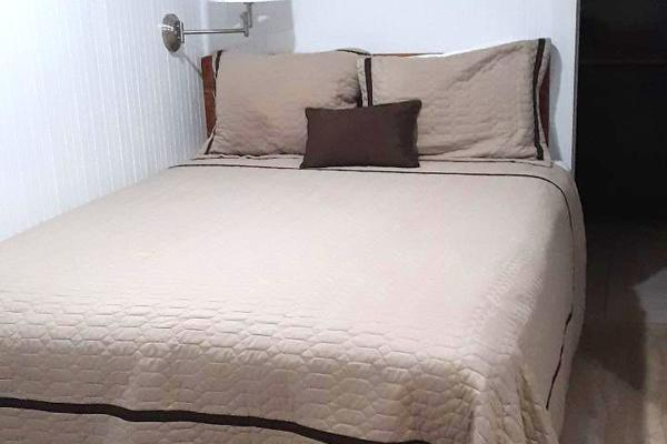 Queen bed with new reclaimed wood headboard (sleeps 2)