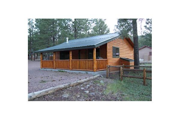 Juniper Cabin front view