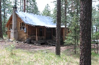 Mountain Springs Cabin Sleeps 6