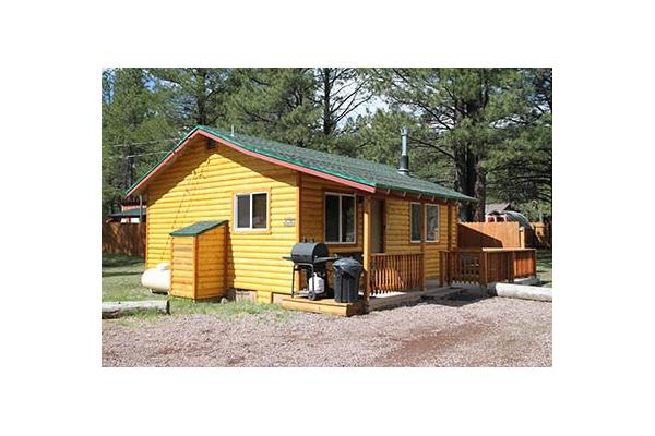 Willow Cabin (Big 10) Sleeps 4
