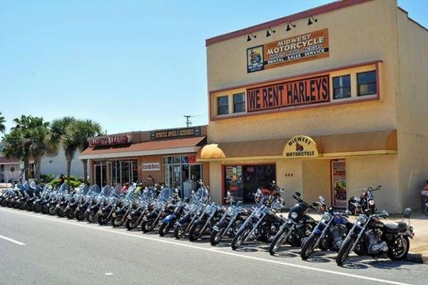 Midwest Motorcycle of Daytona,  Sales & Rentals