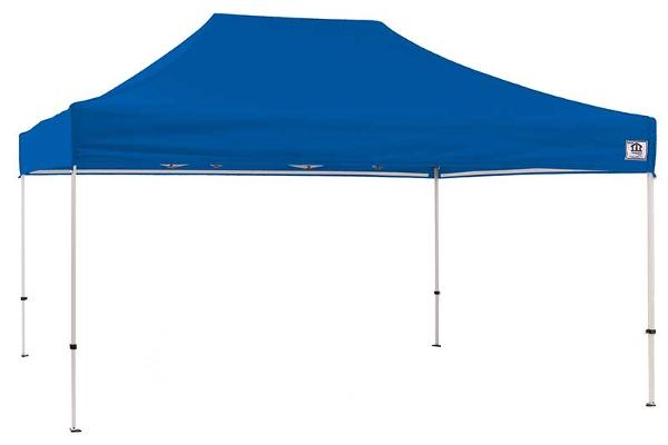 Large Tent 10X15 Fits 8 chairs (2 Rows of 4) Colors Vary