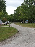 Cliffside Park - campsites