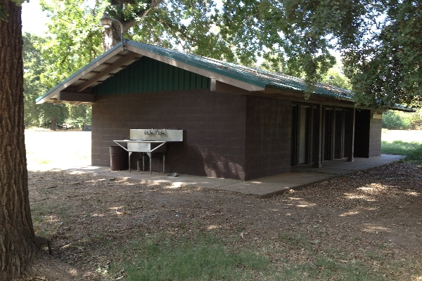 Showers and Restrooms for Campers