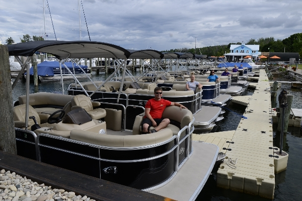 We have several high quality and very clean boats to chose from