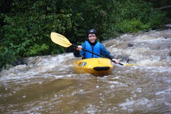 Johnnies Creek Kayaking