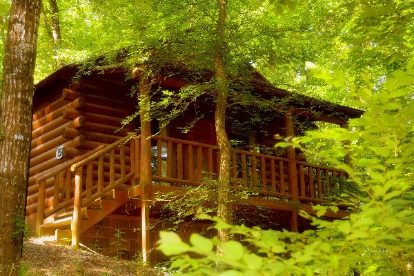 Wilderness Lakefront Resort Broken Bow Lake Cabins